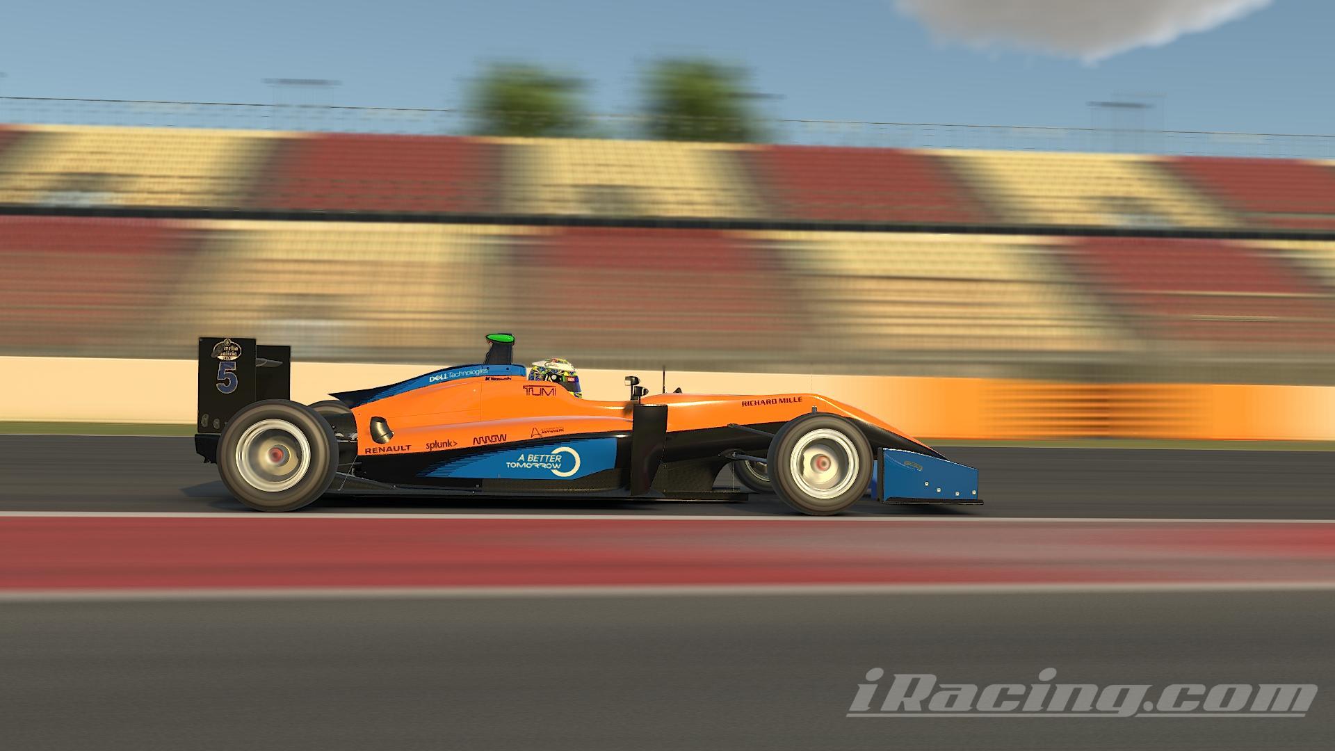 Preview of McLaren MCL35 - 2020 F1 Car by Søren Eriksen