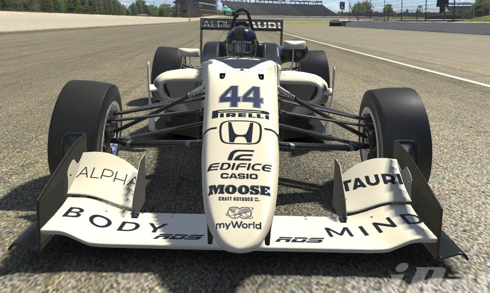 Preview of Alpha Tauri 2020 F3 Livery by Ryan Cullan
