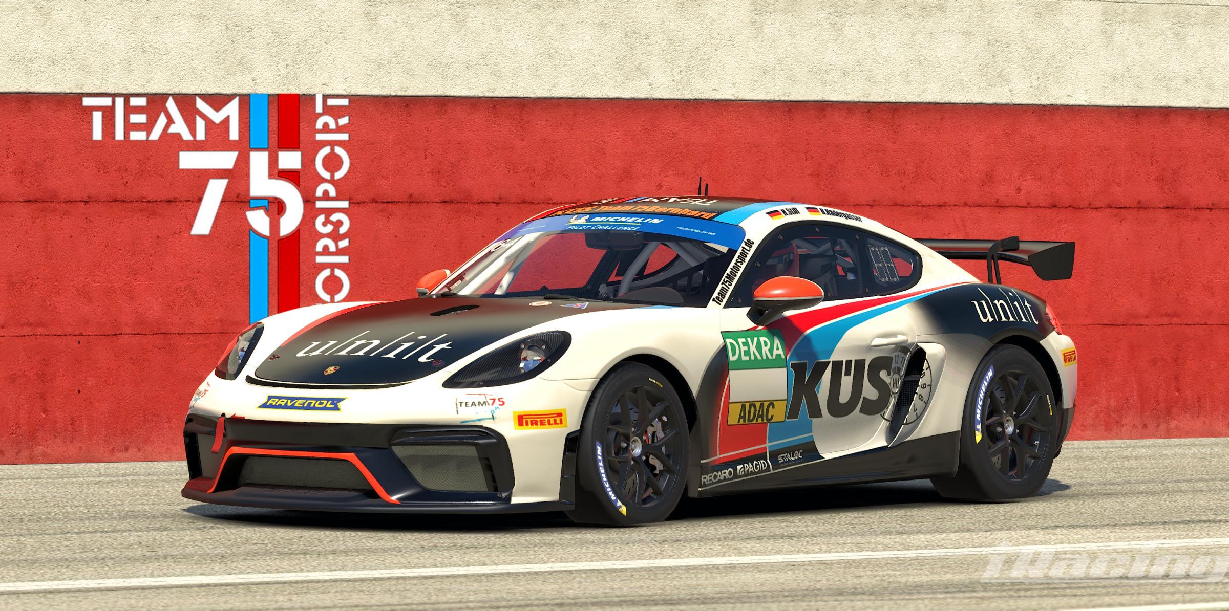 Preview of Team 75 KÜS Motorsport  by Stefan Gawlista