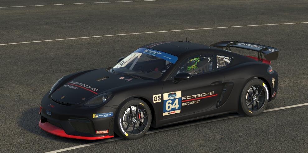 Preview of GT4 718 by Mirko Dautanac