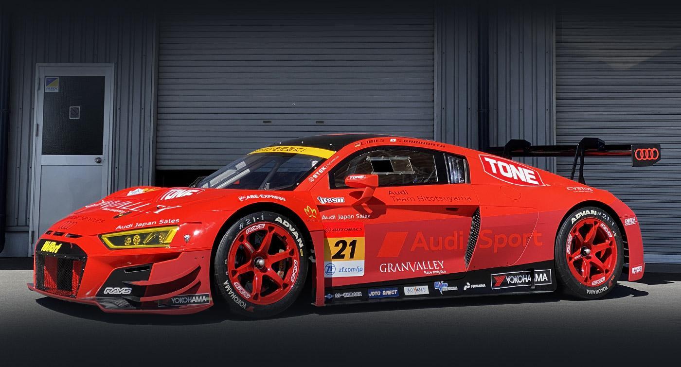 Audi R8 LMS 2020 Team Hitotsuyama Super GT by Javier R.V ...