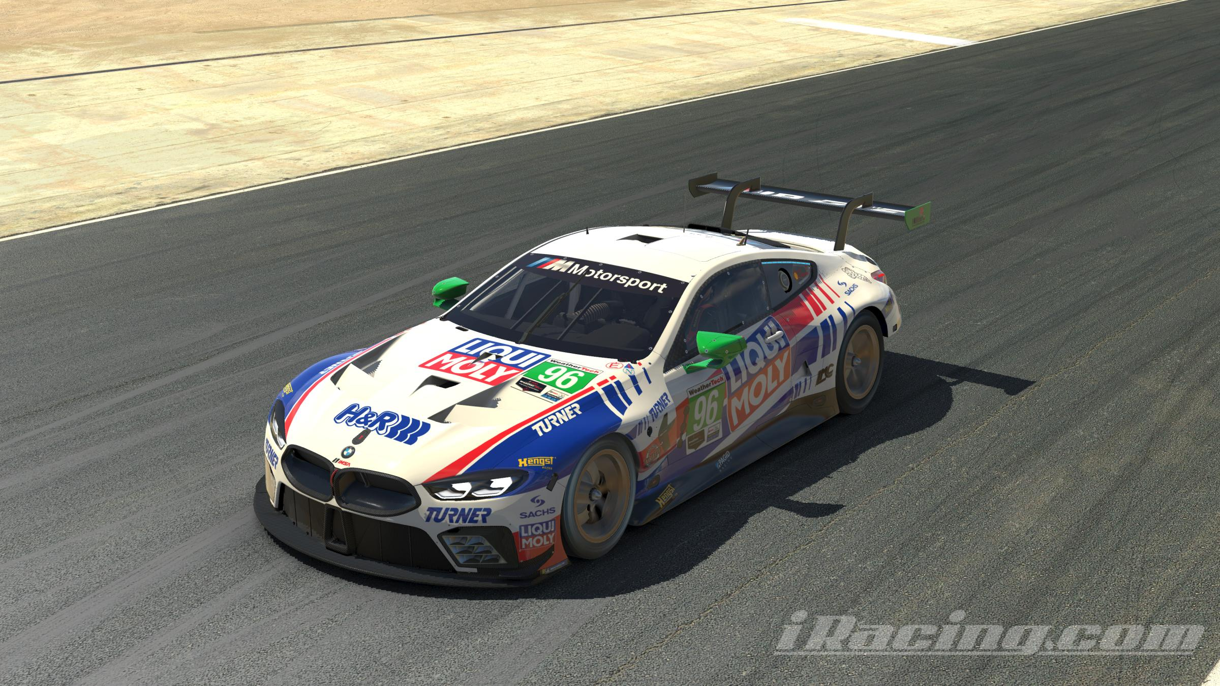 Preview of BMW M8 GTE - 2020 TURNER LIQUI MOLY by Andrew Blackmore