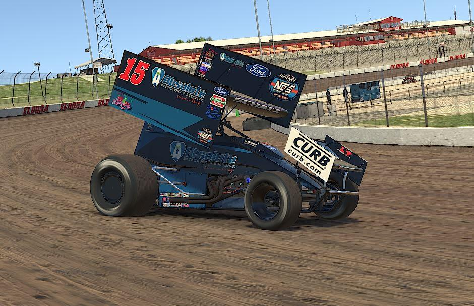 Preview of Donny Schatz Absolute Automation iracing by Drew Neel