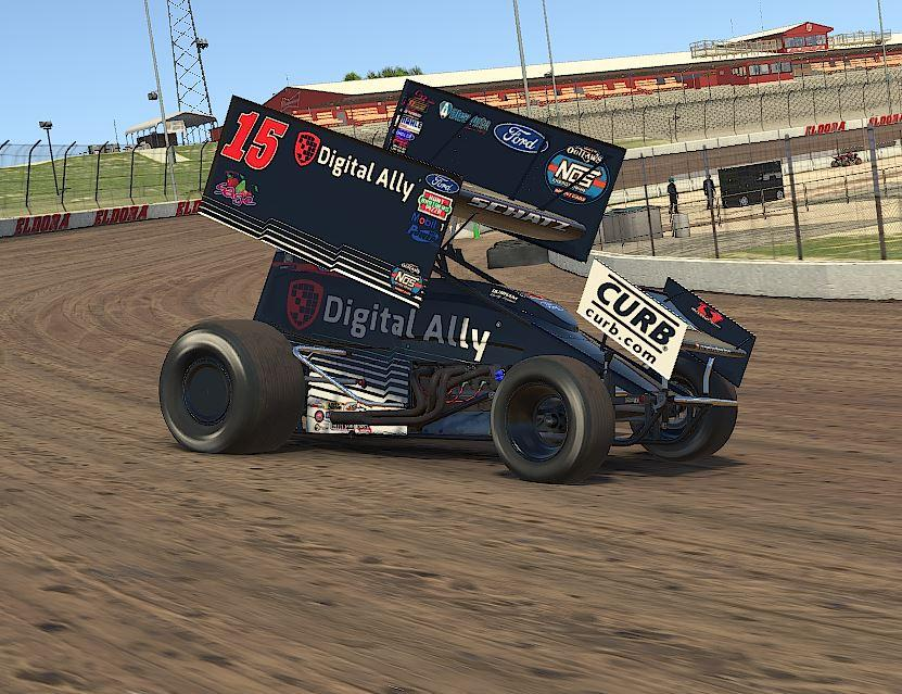 Preview of Donny Schatz Digital Ally iracing  by Drew Neel