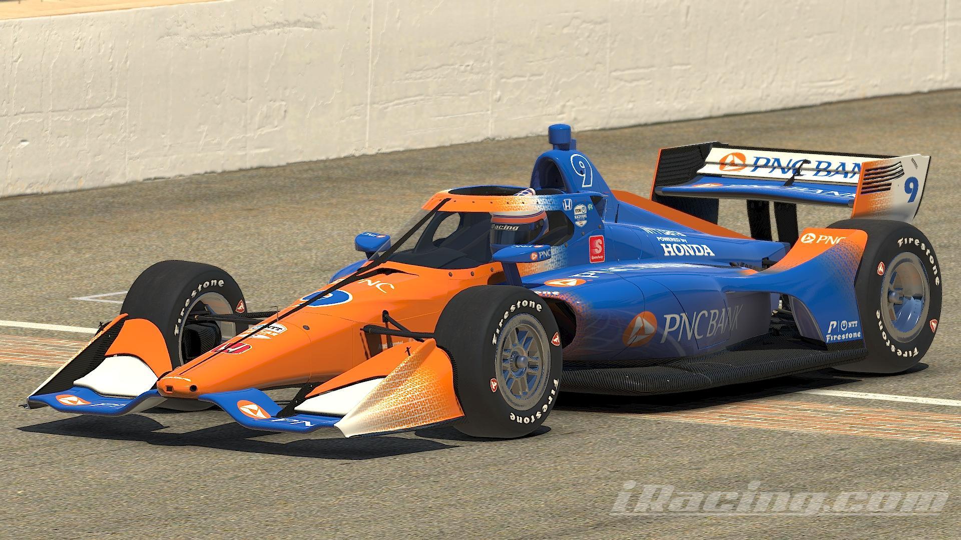 Indycar Dallara IR18 - Scott Dixon PNC Bank 2020 by Jake ...