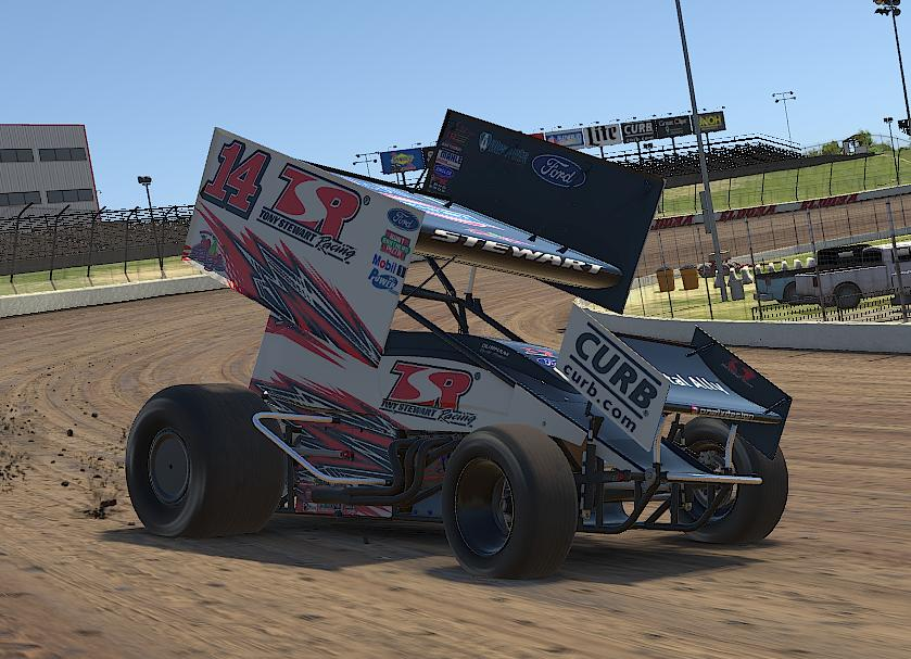 Preview of Tony Stewart TSR iracing  by Drew Neel