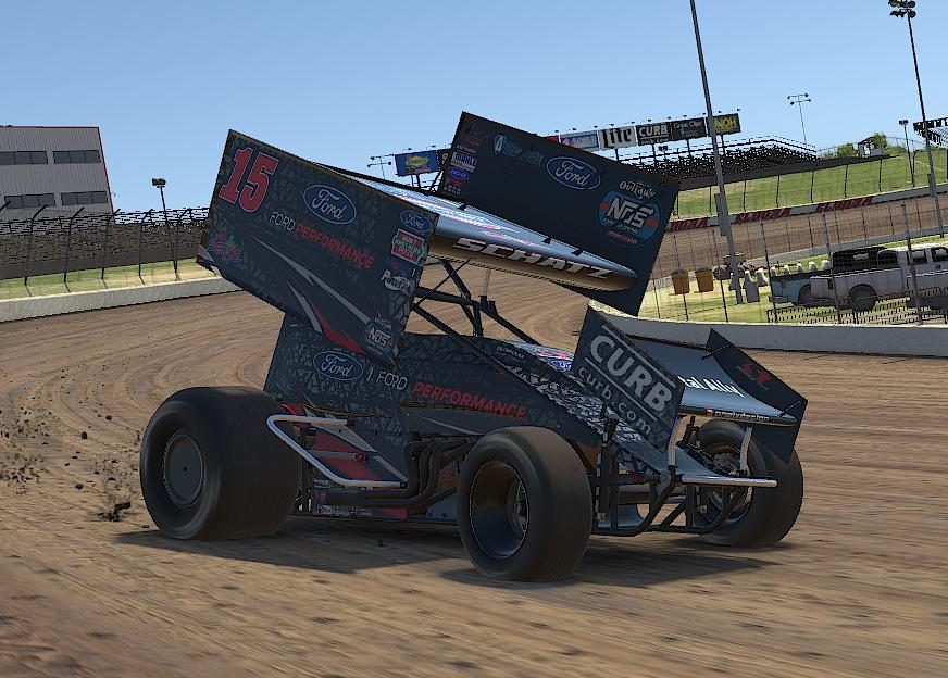 Preview of Donny Schatz FORD PERFORMANCE iracing by Drew Neel