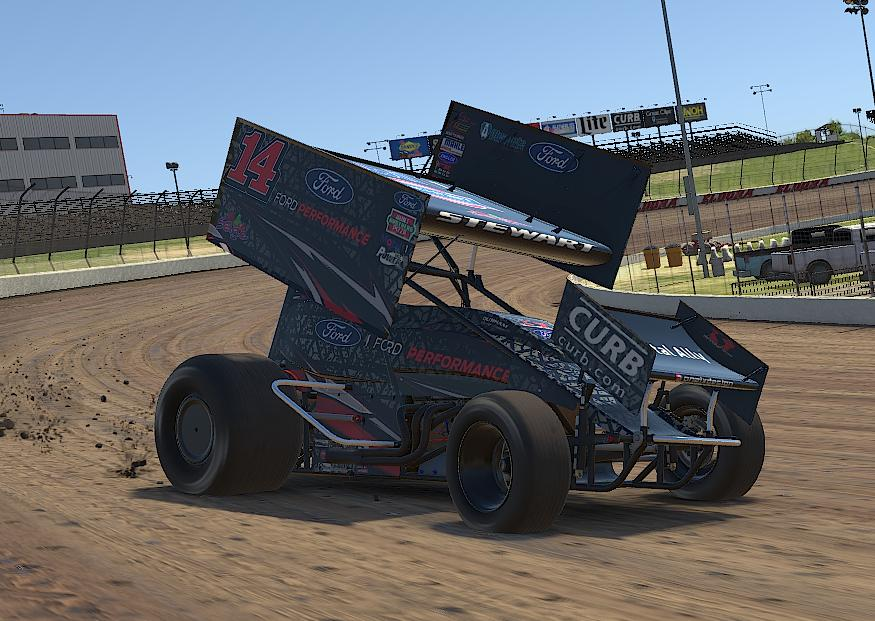 Preview of Tony Stewart FORD PERFORMANCE iracing by Drew Neel