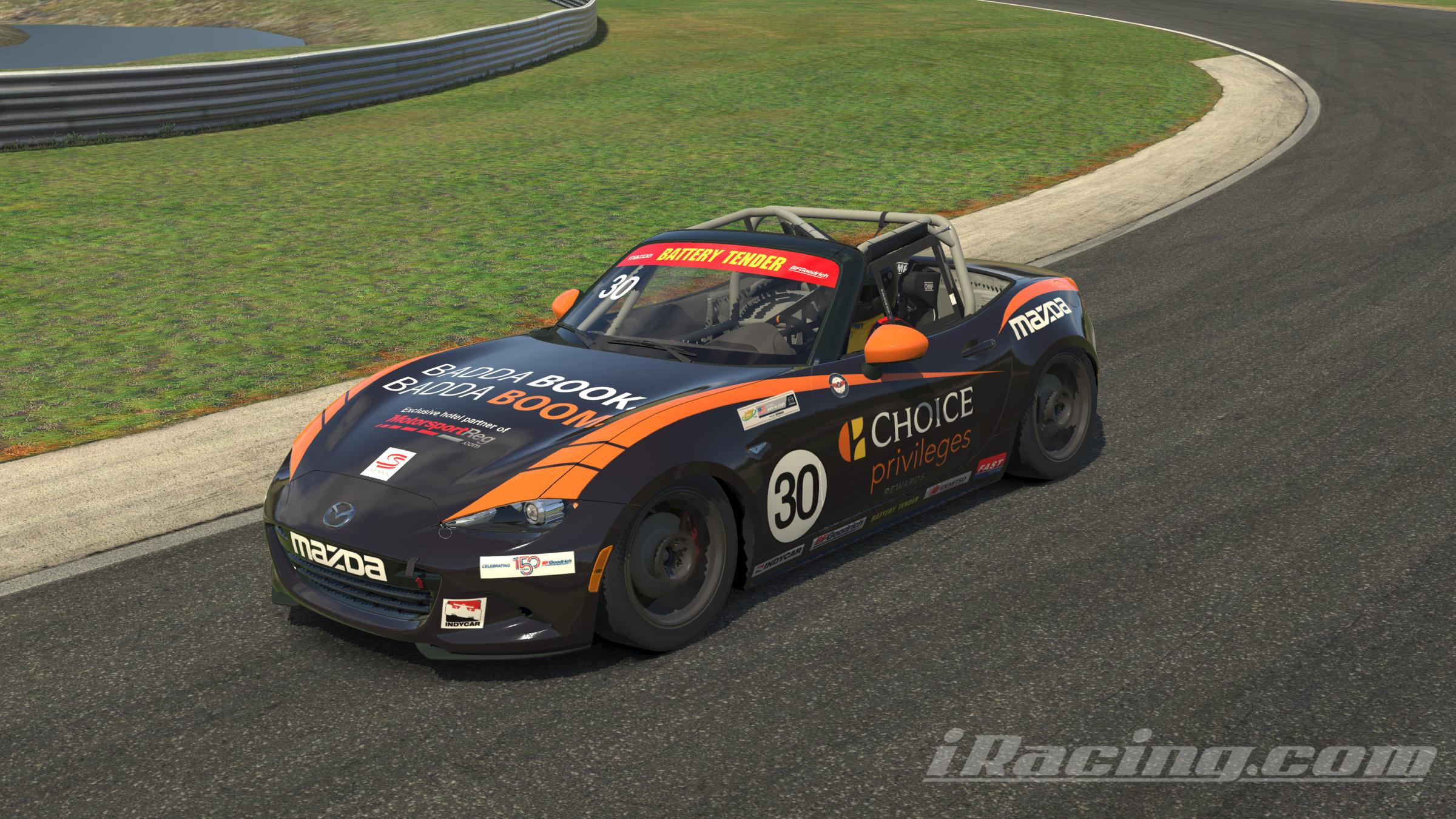 Preview of Mazda MX-5 Global Cup - Ted Sahley Choice Rewards by Andrew Blackmore