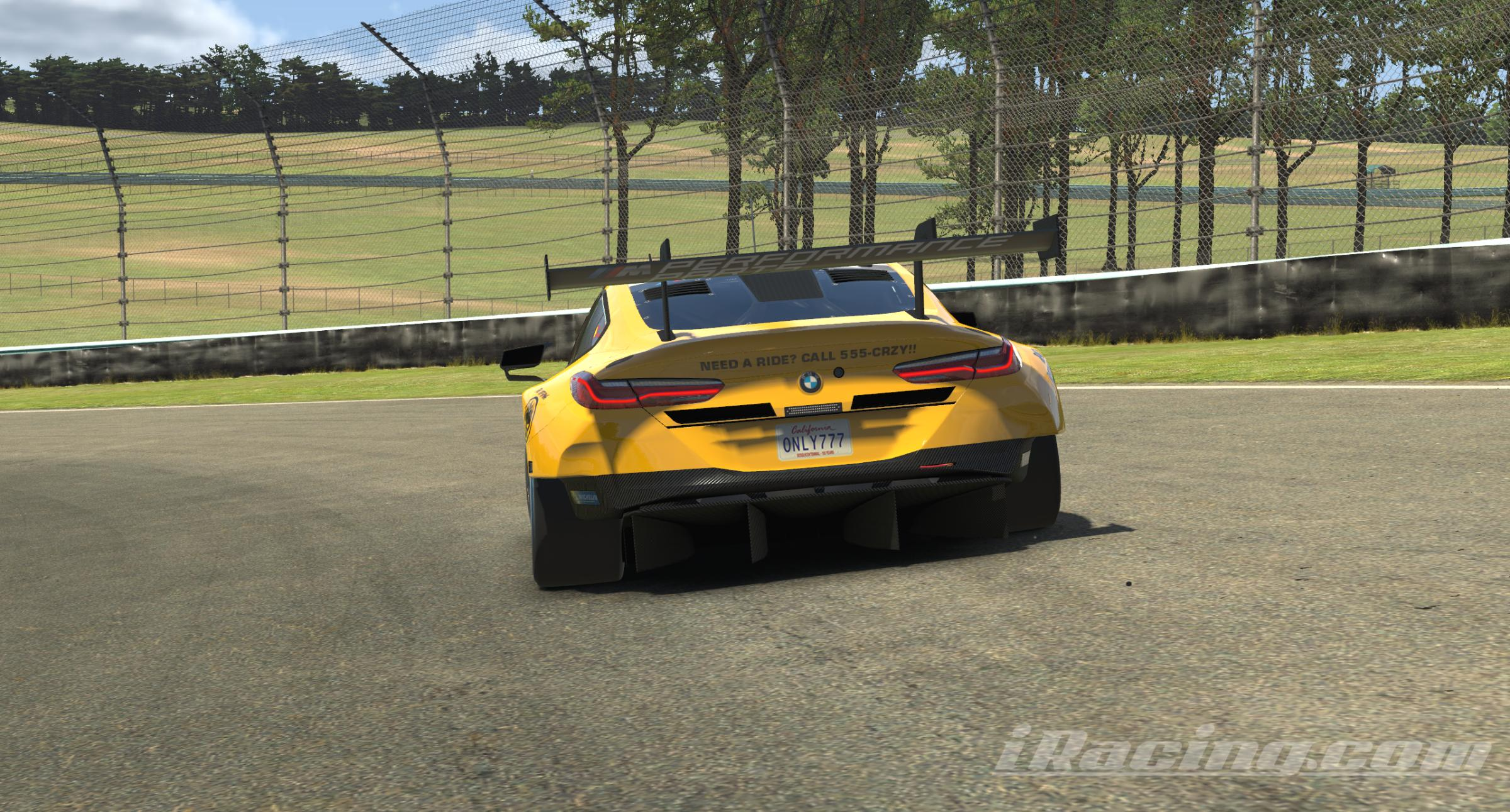 Preview of Crazy Taxi BMW M8 GTE by Cassie Knight