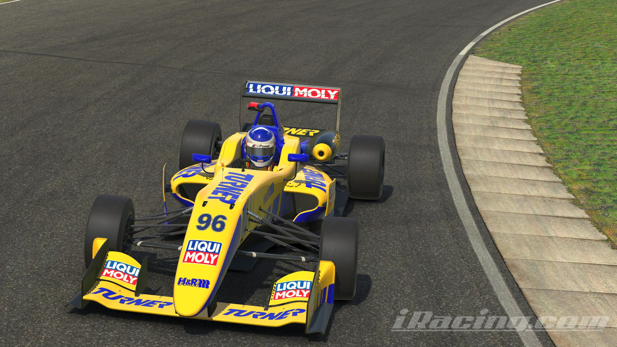 Preview of Dallara F312 F3 - TURNER MOTORSPORT by Andrew Blackmore