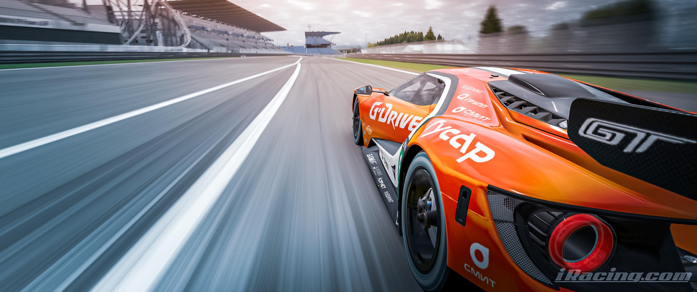 Preview of G-Drive Racing Eximia  by Roman Rusinov