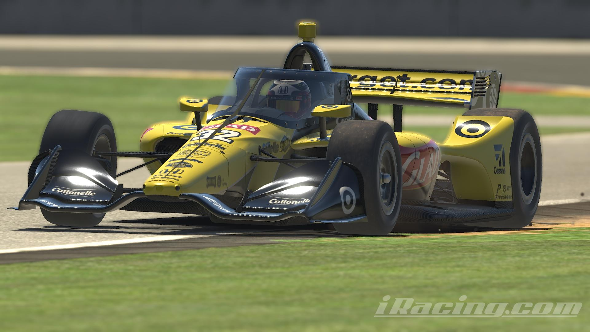 Preview of Glad Indycar by Justin Teel