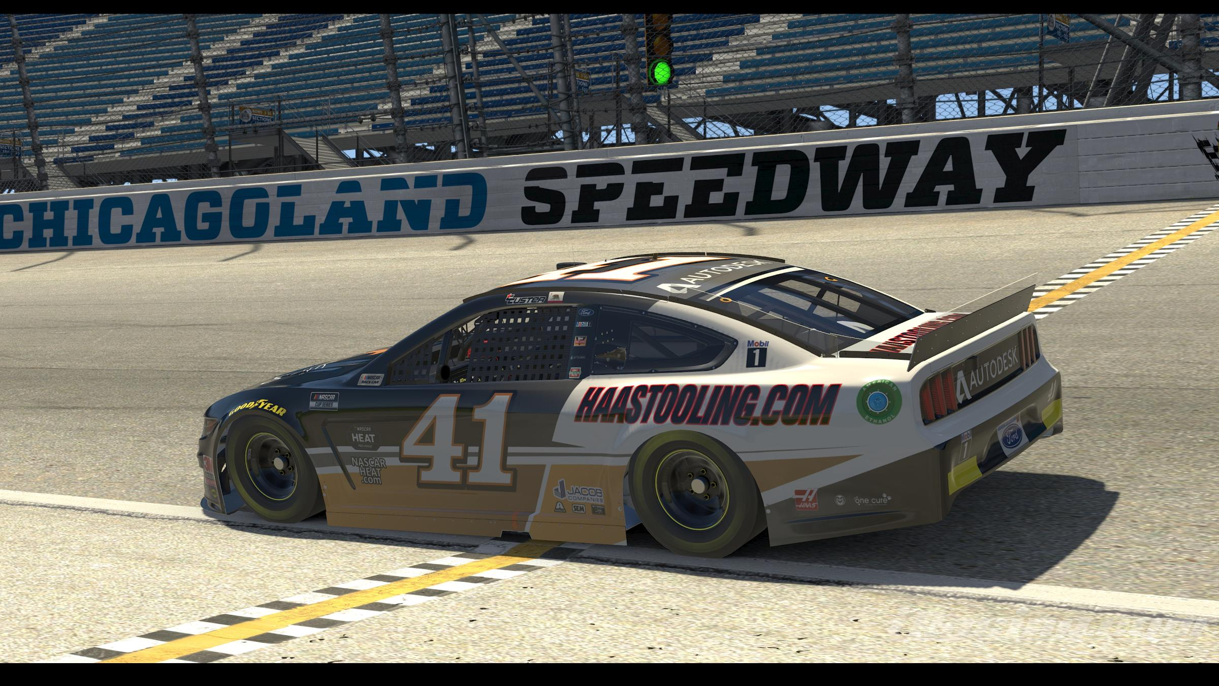 Preview of 2020 Cole Custer Autodesk - HAAS Tooling by Thomas Sink