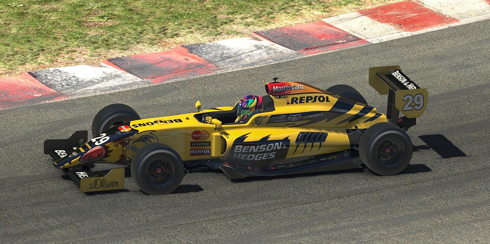 Preview of Jordan 198 - Indy Pro 2000 by Daniel R.