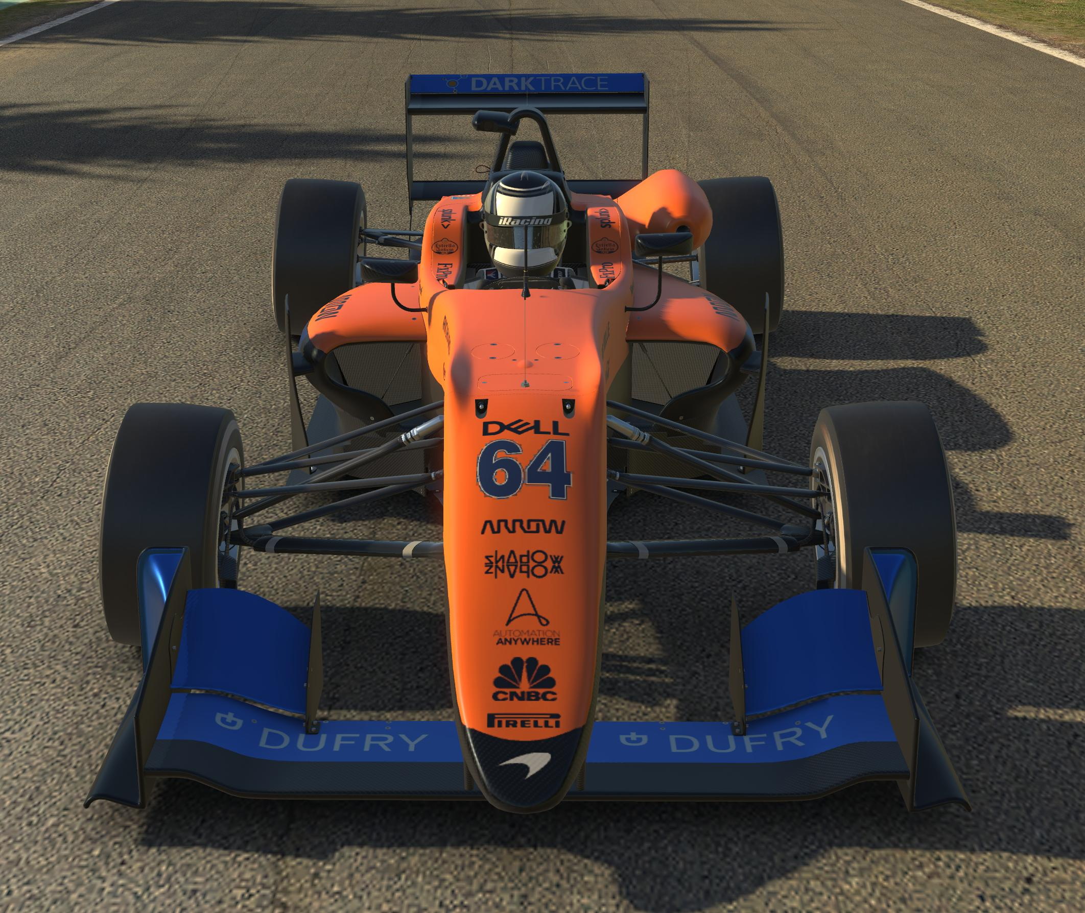 Preview of McLaren 2020 with Latest Logos by Ricardo Gutierrez
