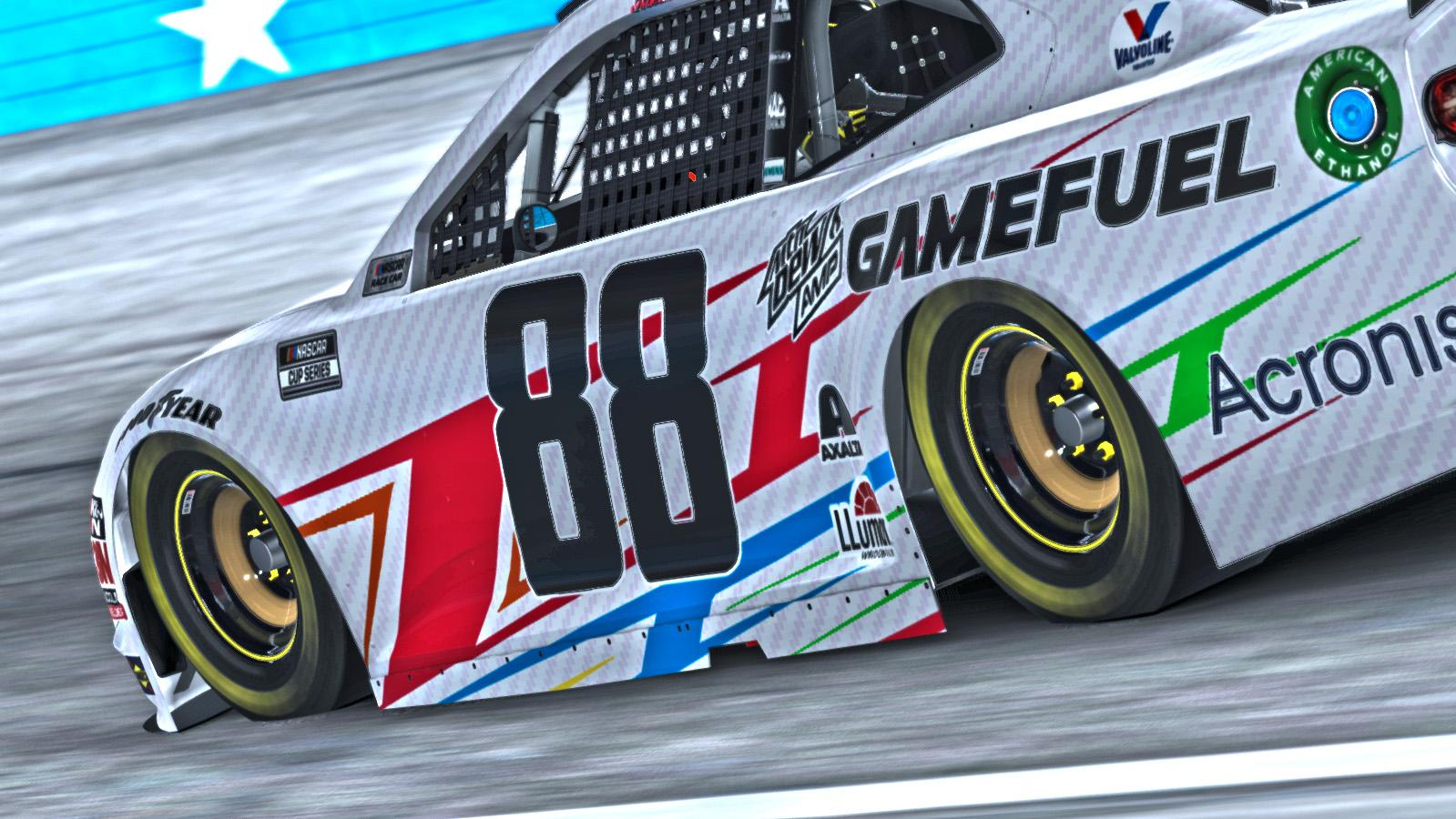 Preview of Mountain Dew Game Fuel White (not numbered) by Skyler fox