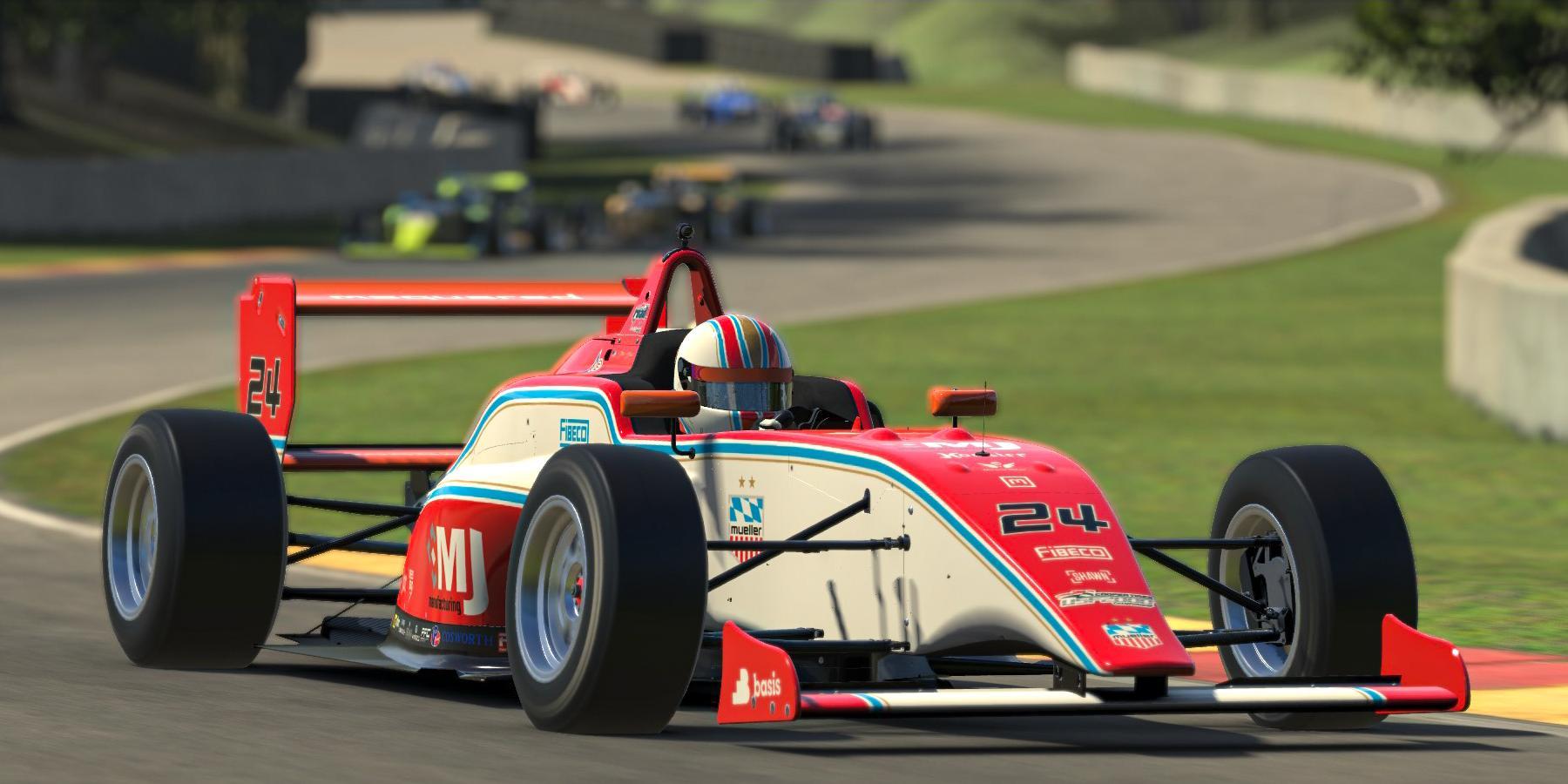 Mueller Motorsports USF2000 - Triple Crown Edition by ...