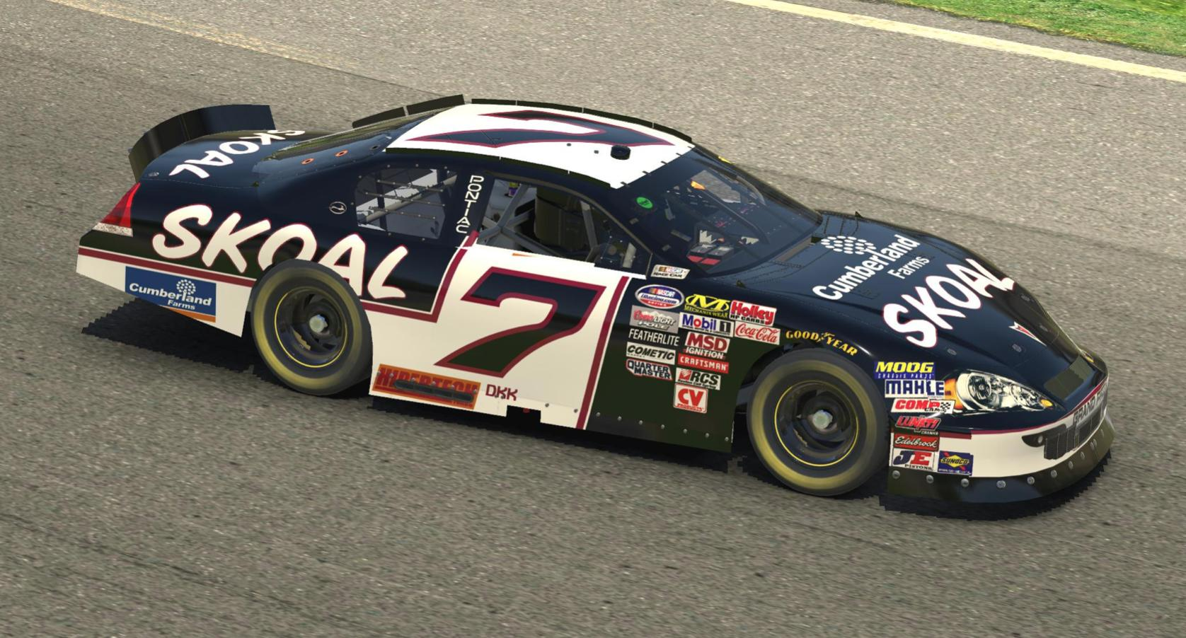Preview of Dale Shaw #7 Pontiac NEP UPDATE by Justin M. Williams