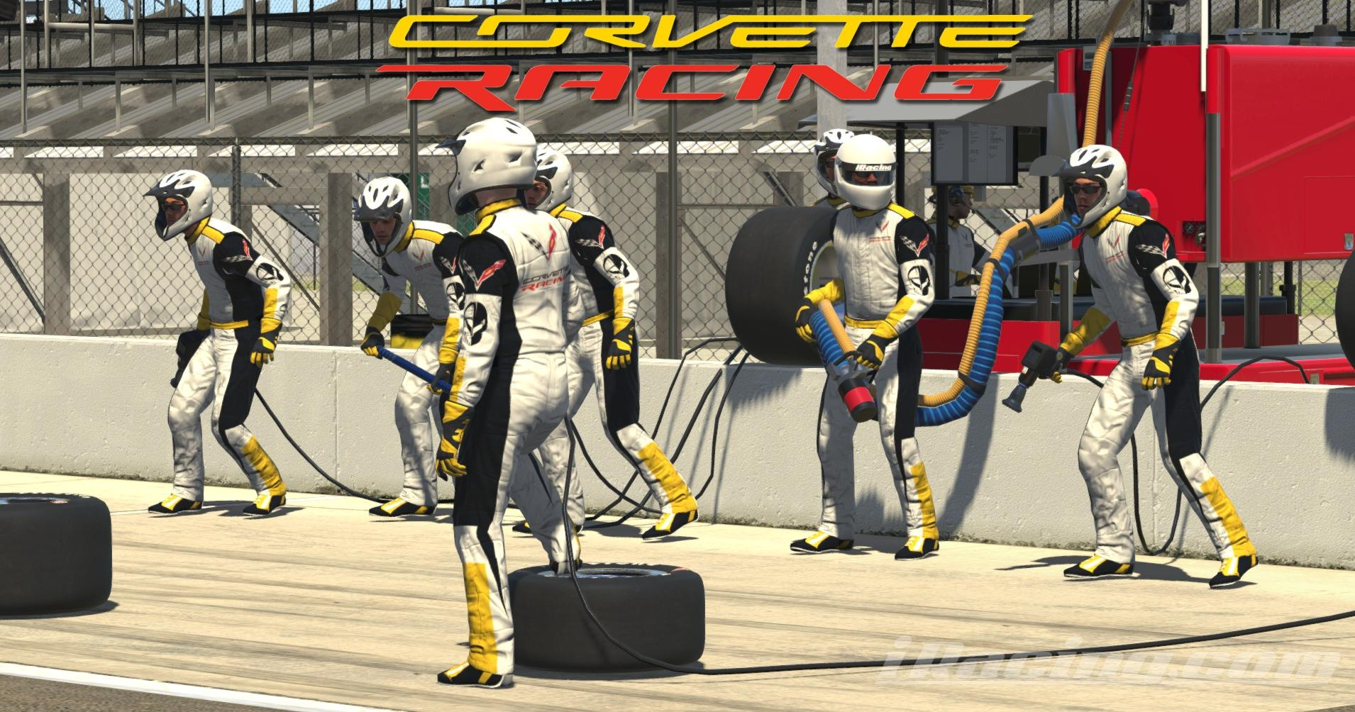 Preview of Corvette Racing by Don Craig