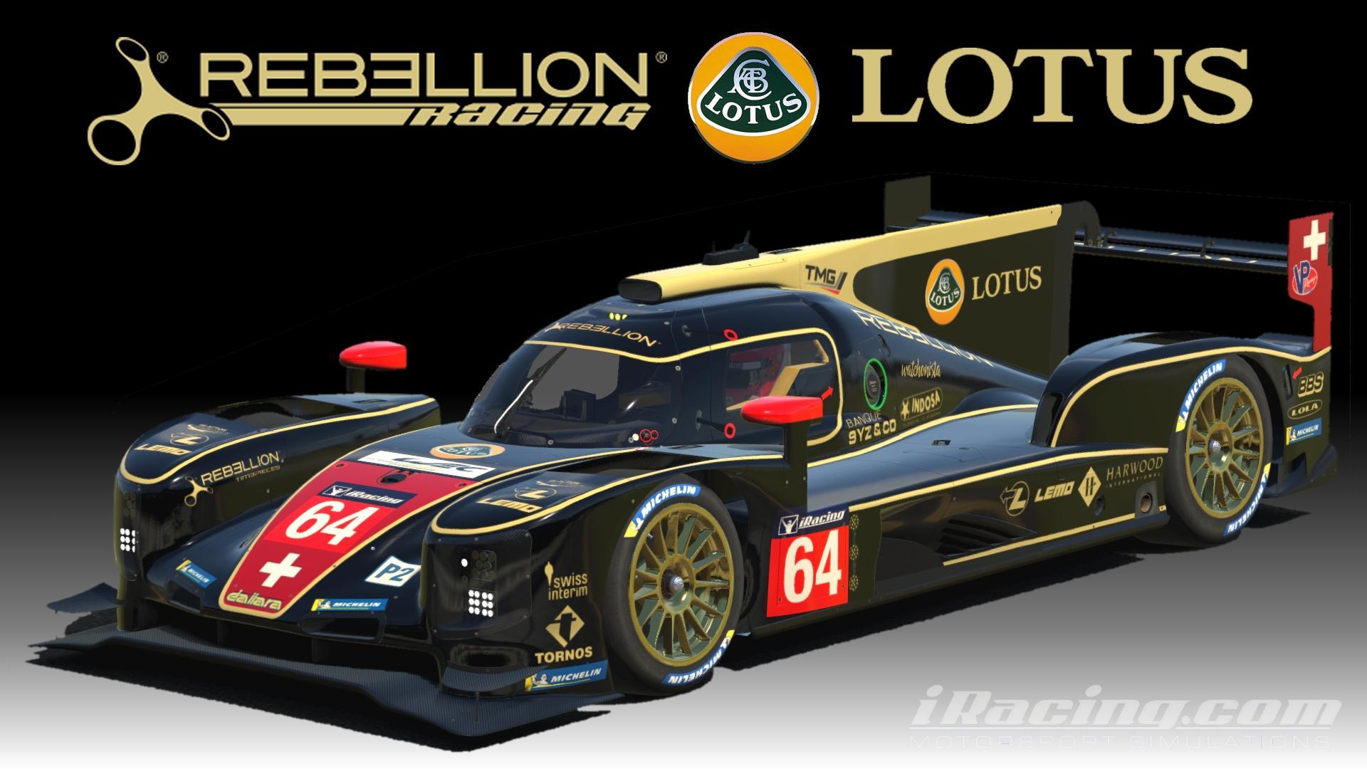 Preview of Dallara P217 Lotus by Don Craig