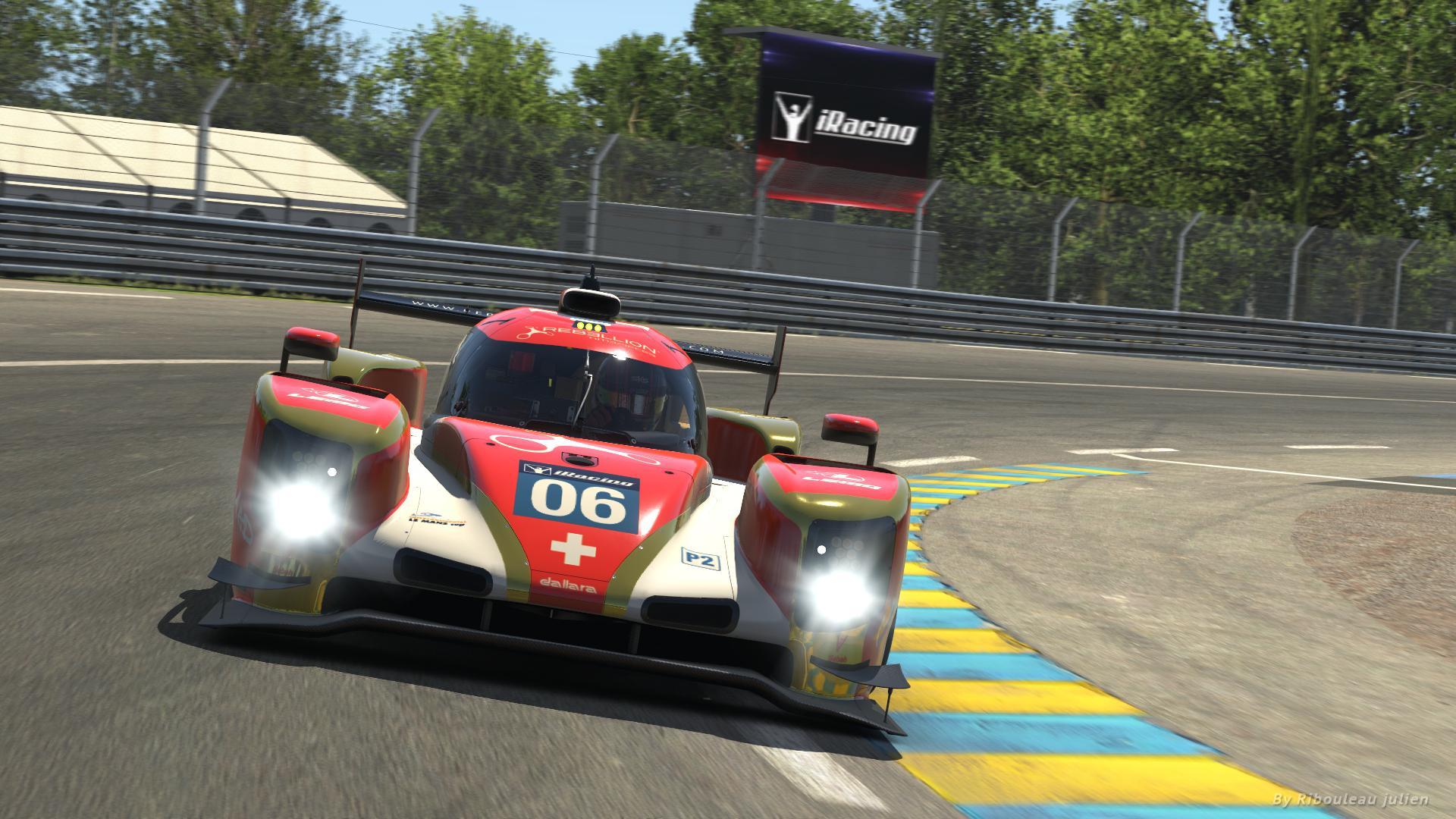 Preview of Rebellion Lola 2011 - Dallara p217 by Julien Ribouleau