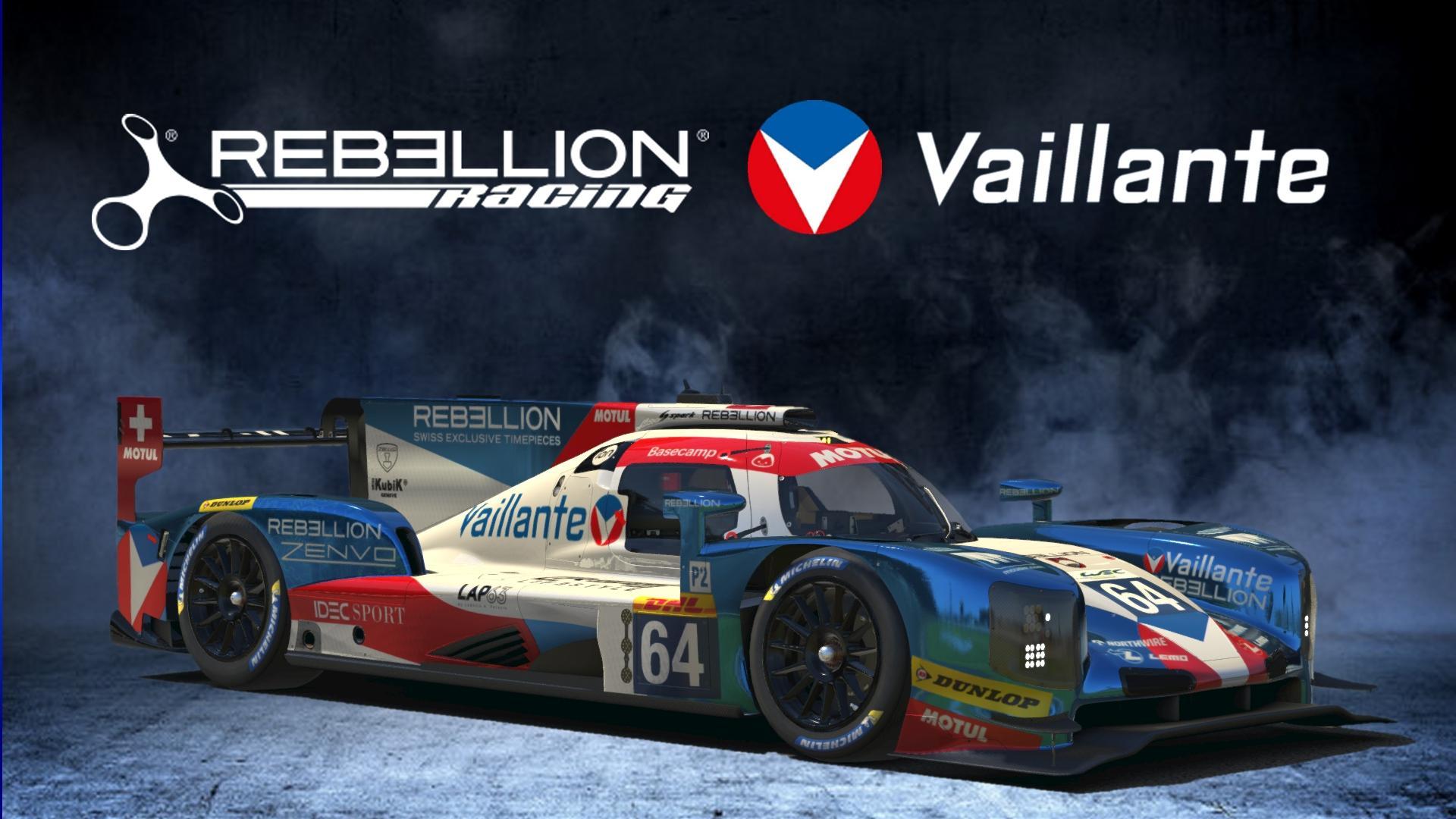 Preview of Dallara P217 Vaillante by Don Craig