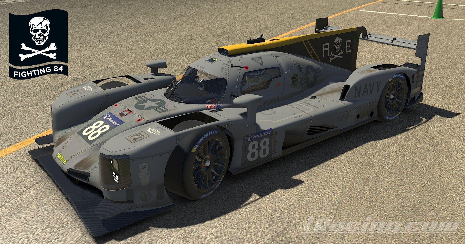 Preview of VF-84 JOLLY ROGER Dallara P217 by Stephane Parent
