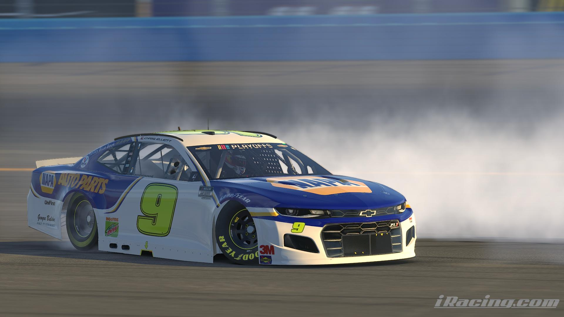 Preview of Chase Elliott Phoenix 2020 by Alexander L Russell