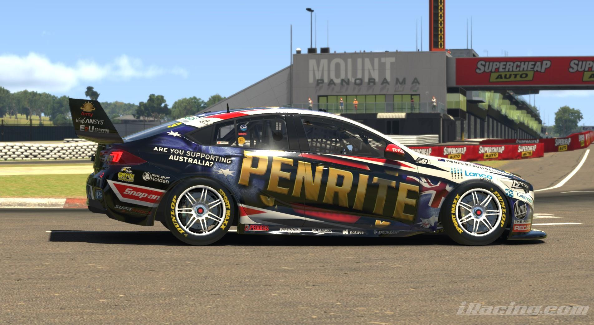Preview of 2020 Penrite Racing - Bathurst Edition by Paul Mansell