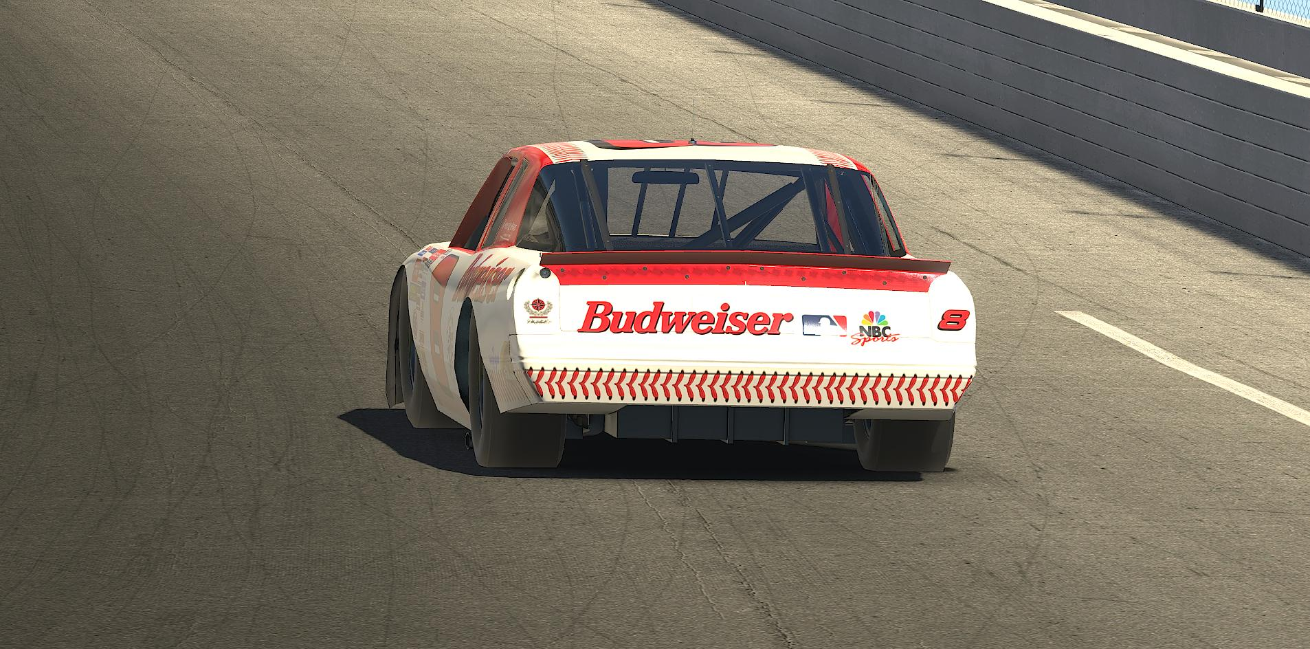 Preview of Dale Jr 1987 all star game  by Jordan Werth