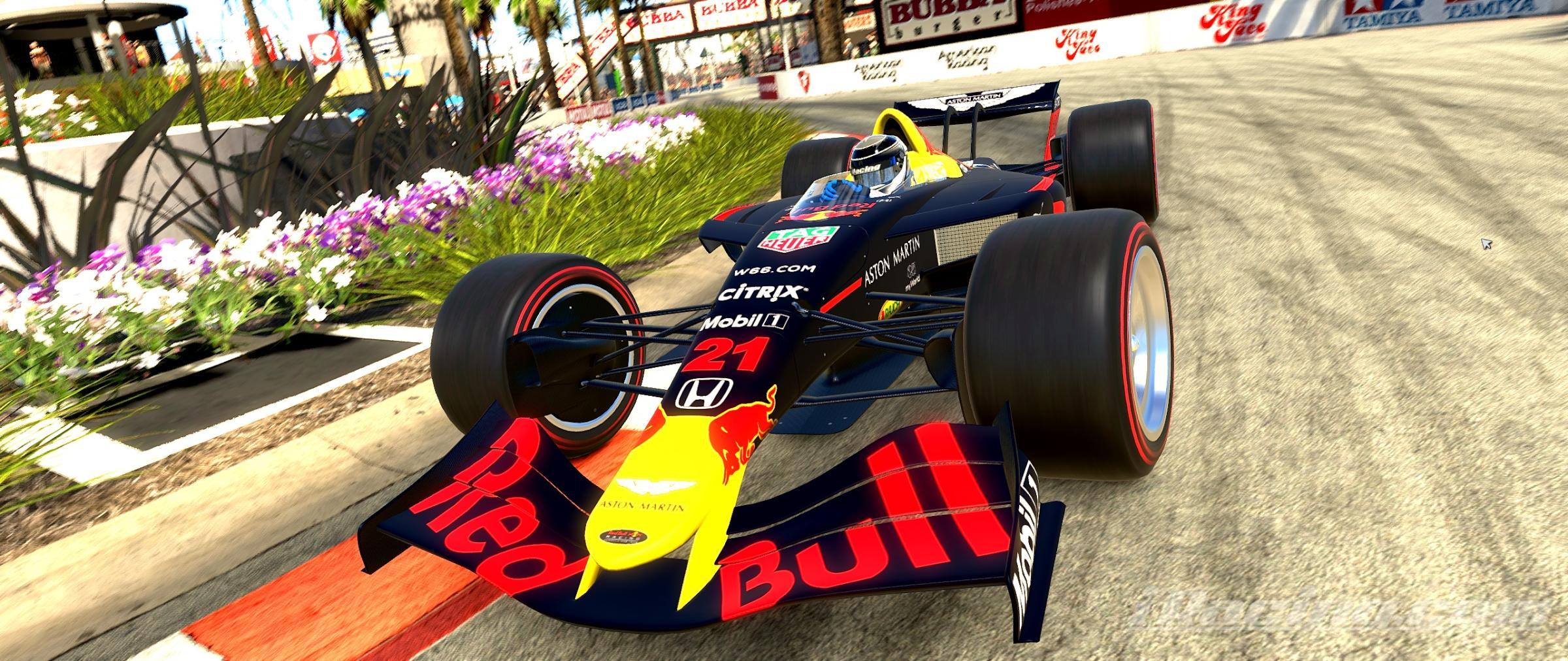 Preview of Aston Martin Red Bull Racing RB16 / iR-01 by Noriyuki Mizuno