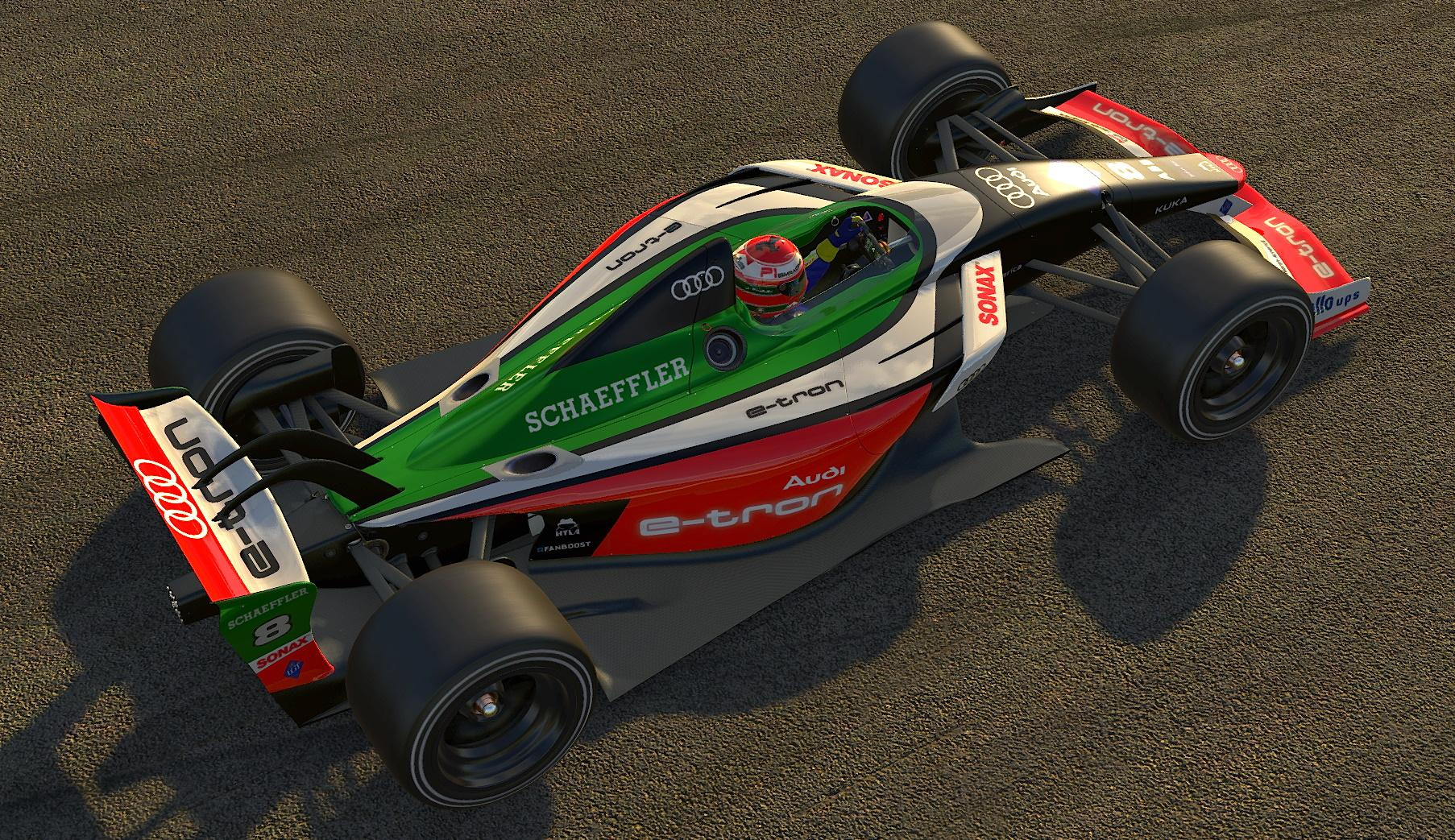 Preview of Audi e-tron Dallara iR-01 by John Paquin