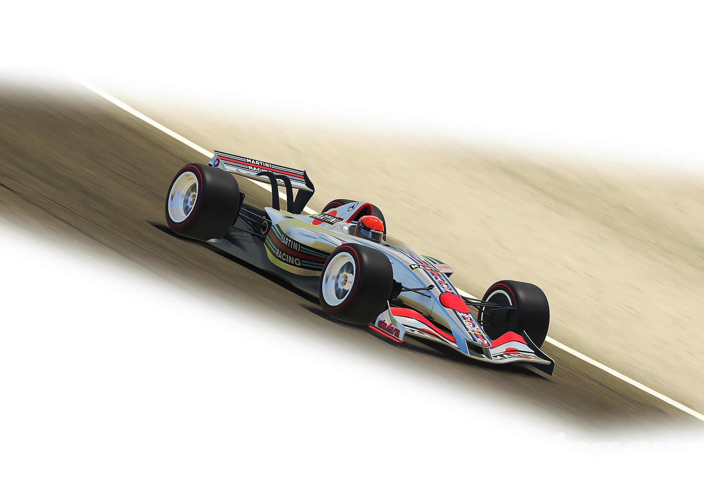 Preview of Martini Dallara IR01 v3C 2021 by Doyle Lowrance