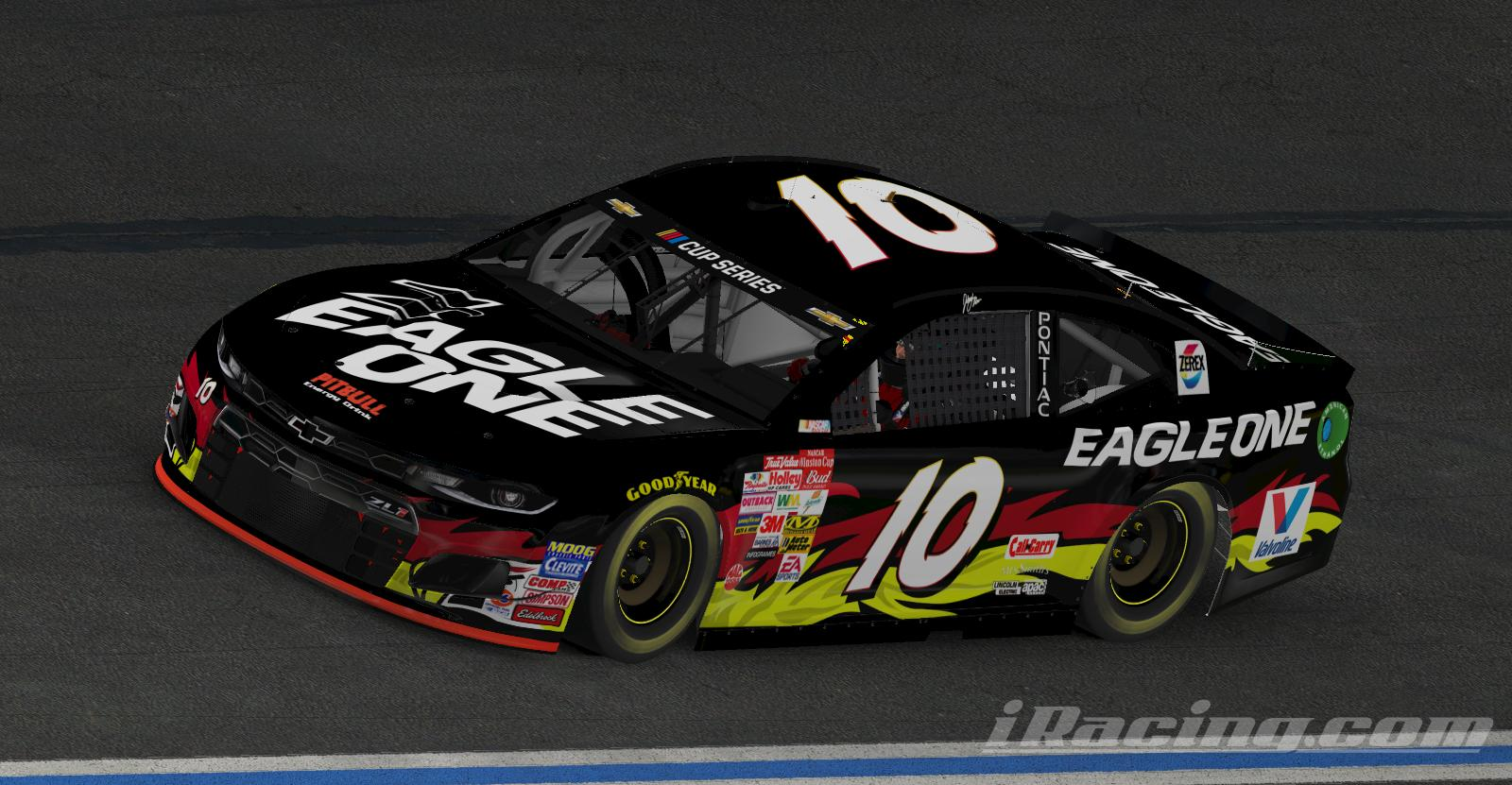 Preview of 2002 Johnny Benson Eagle One Camaro (CUSTOM NUMBER) by Aly Osman