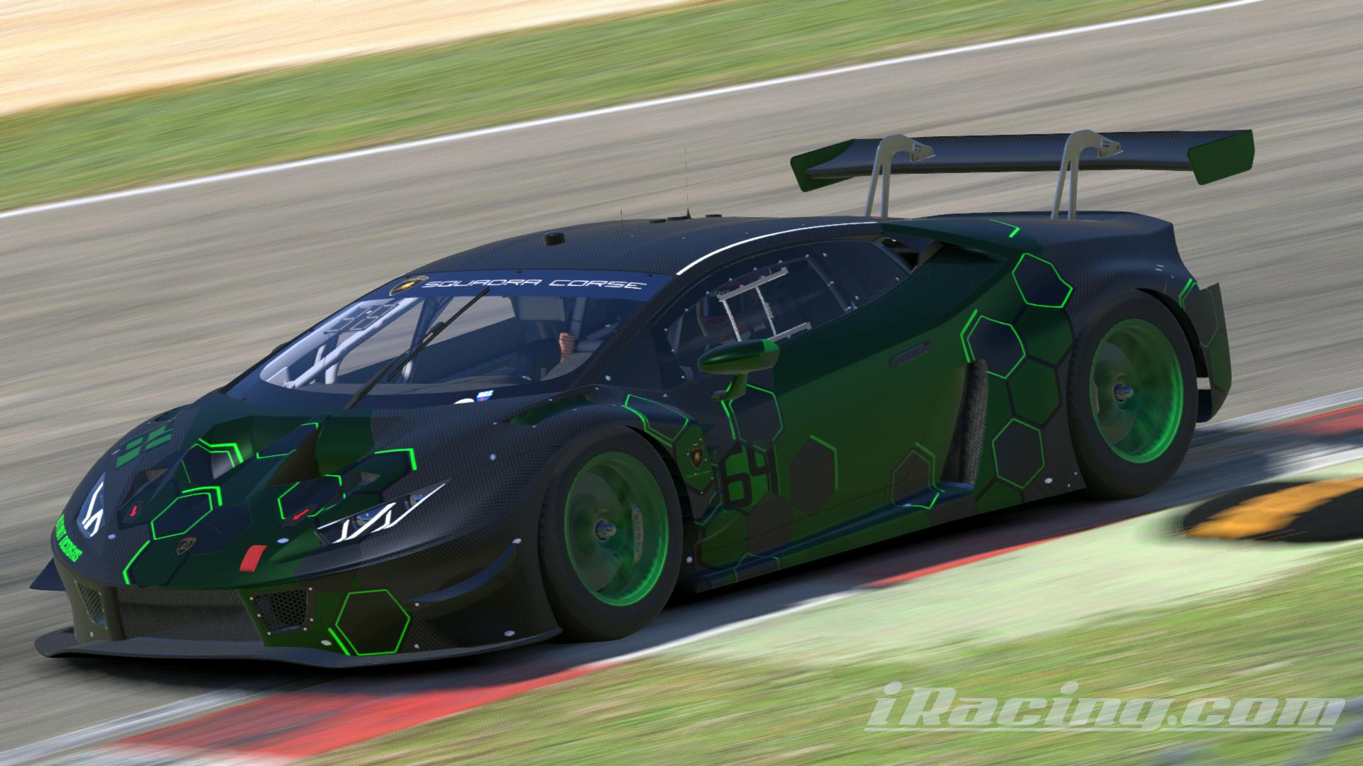 Preview of Green Hex lambo GT3 Livery by James R.