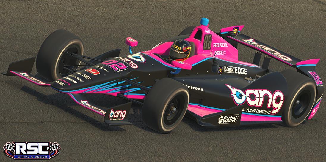Preview of Bang Original - IndyCar DW12 by Jason K.