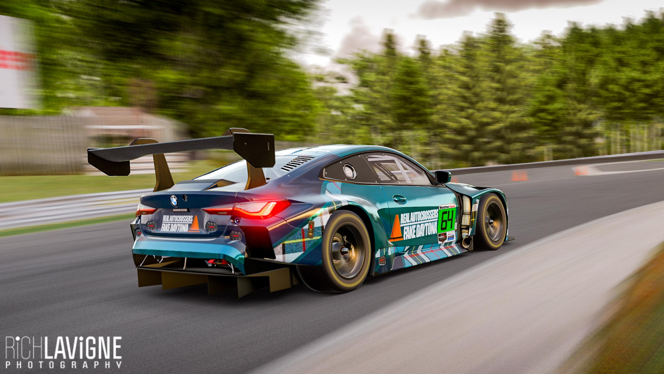 Preview of RealAutoXers M4 GT3 by Richard Lavigne