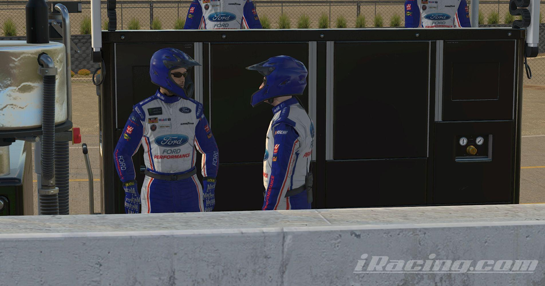 Preview of 2020 Ford Performance Driver Suit by Stephane Parent