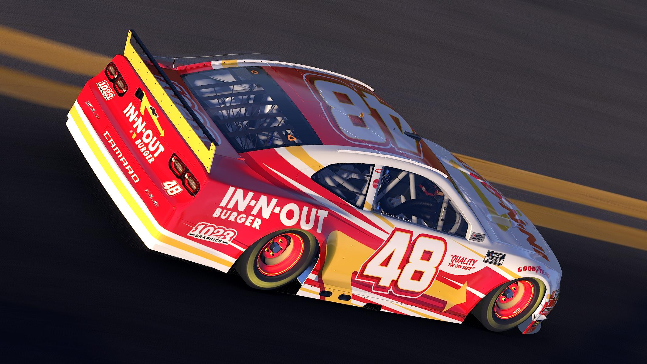 Preview of In-N-Out Cup Carmaro ZL1 by Justin T Wilkinson