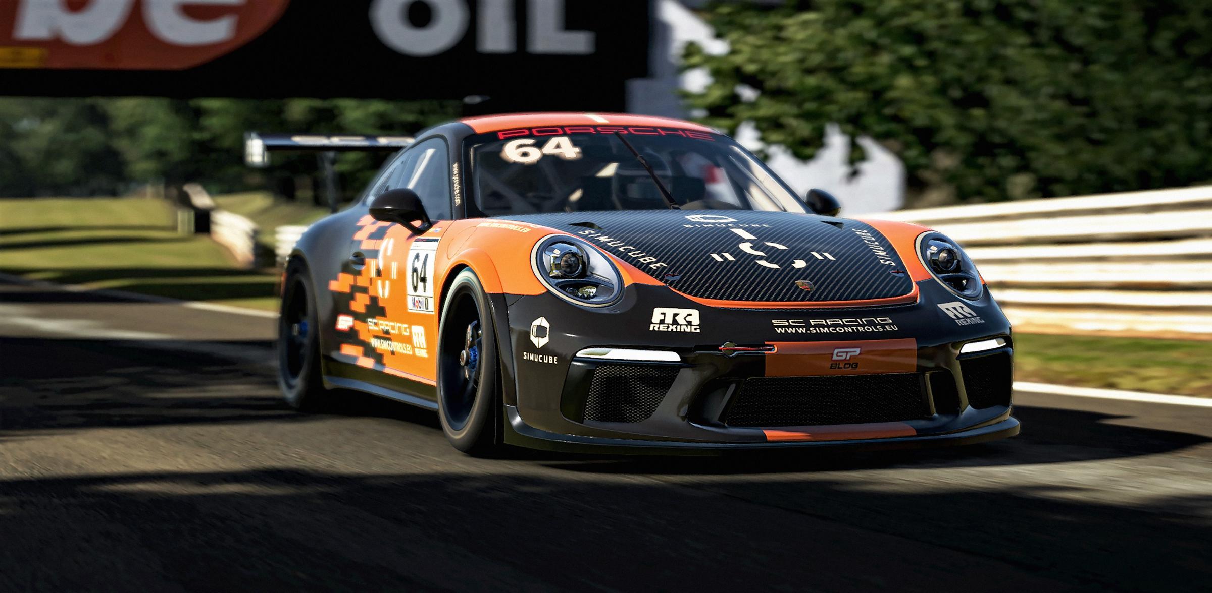 Preview of Porsche 911 Cup  No Name by simcontrols.eu by David Plasman