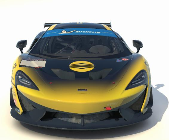 Preview of AWA Racing #13 Mclaren 570s GT4 by Jaedon W.S Lawson