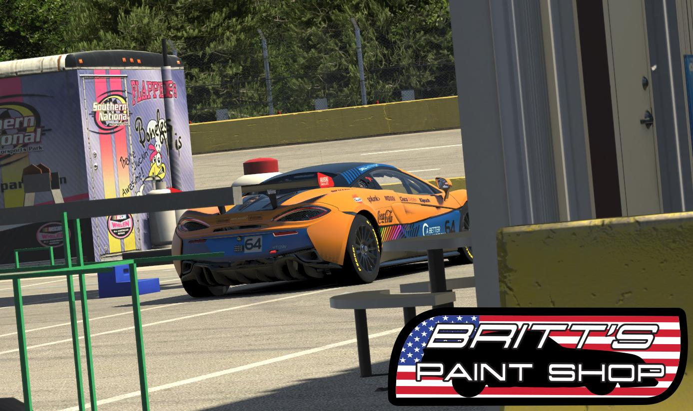Preview of McLaren F1 Replica by Jack Britt