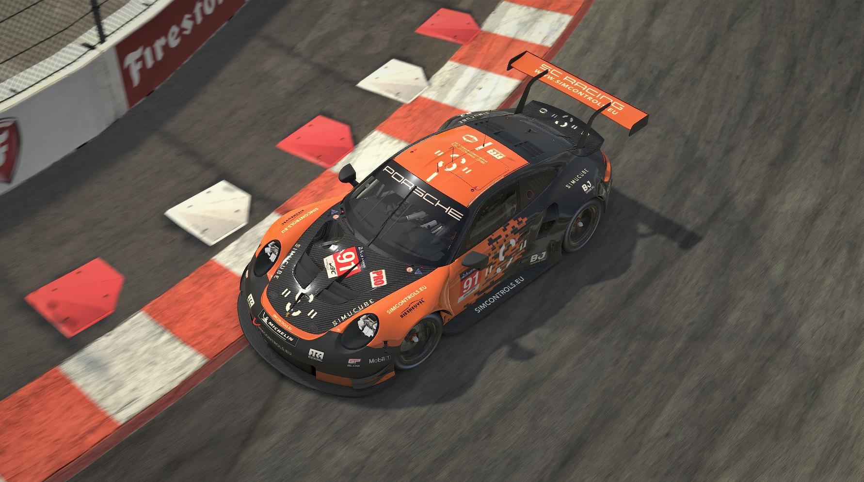 Preview of Porsche 911 RSR By Simcontrols.eu by David Plasman