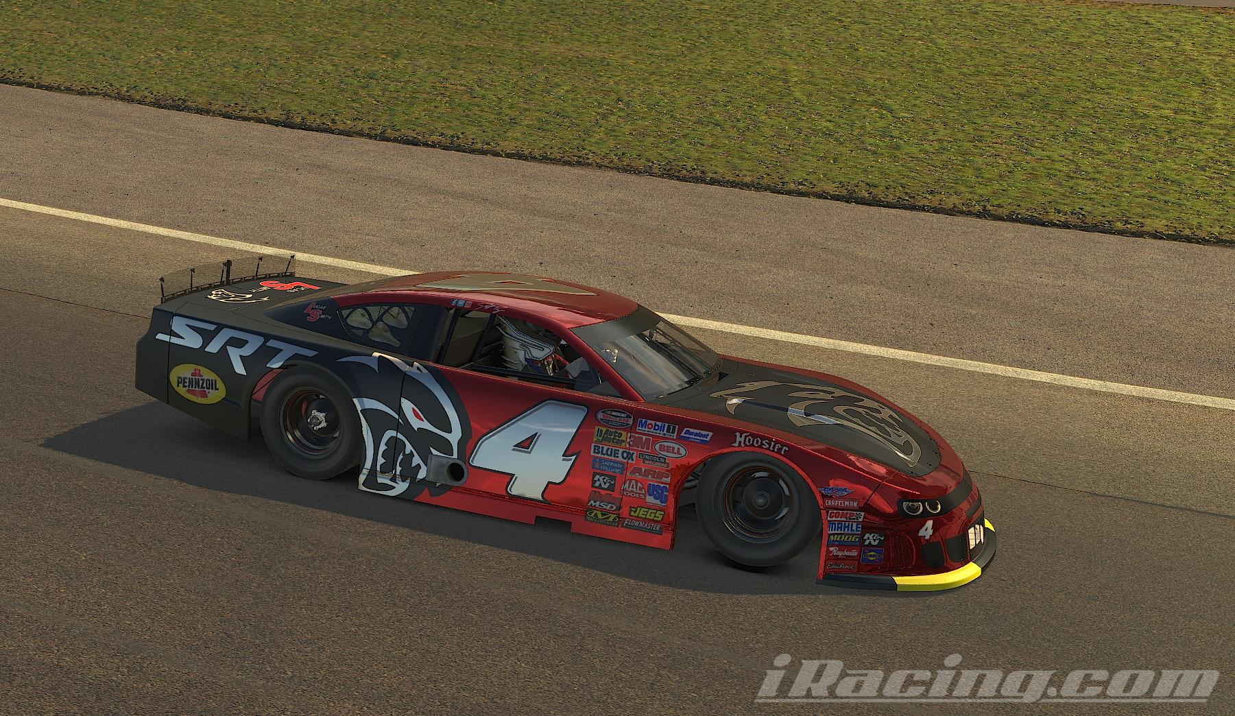 Preview of SRT Hellcat SLM          NO NUMBERS/SIM STAMPED ONLY by Jeff Pogo