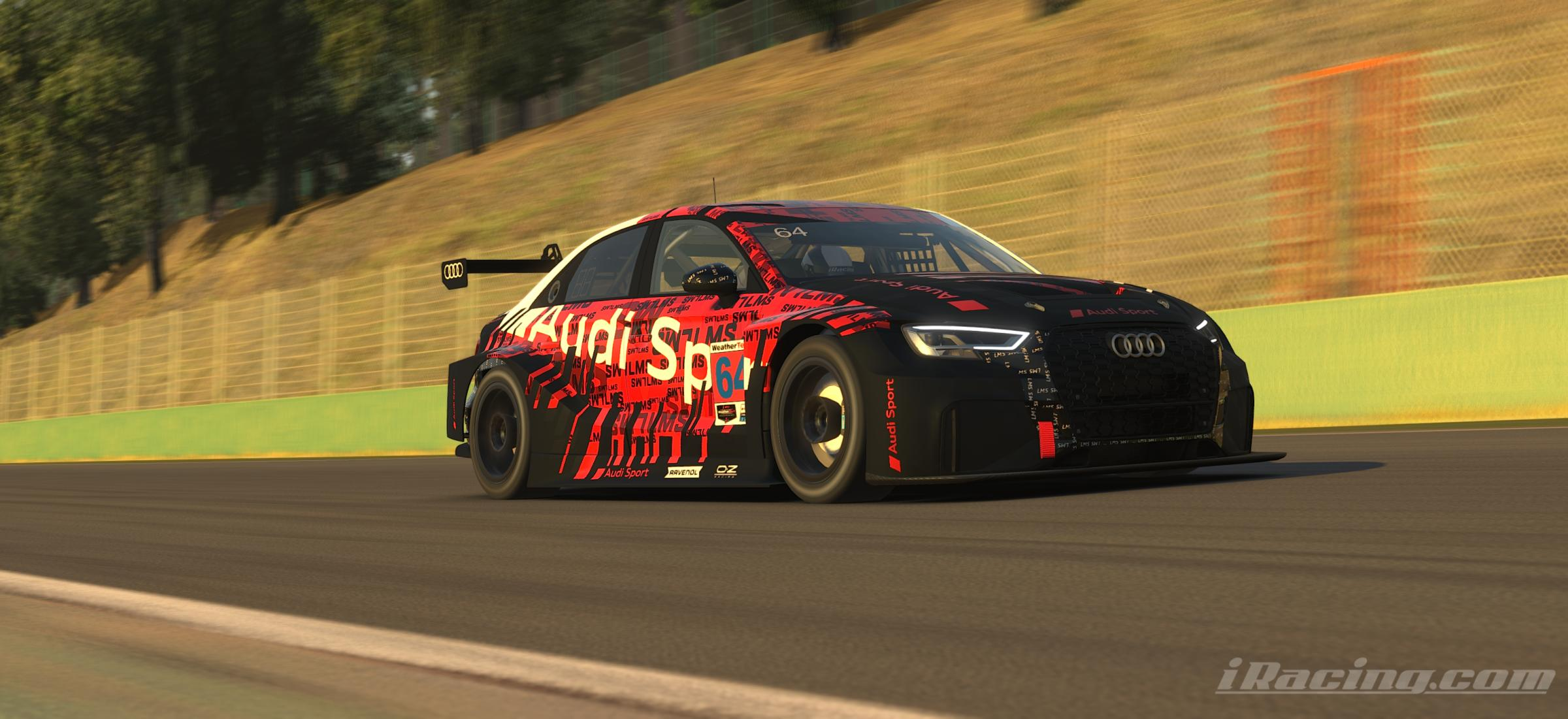 Preview of RS3 LMS 2021 Factory Livery by Ewold Van der Maeren