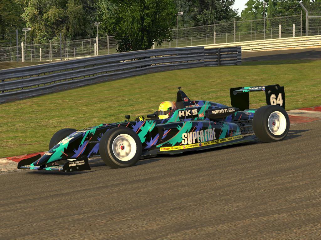 Preview of HKS Super Fire USF2K Formula 3  by James L.