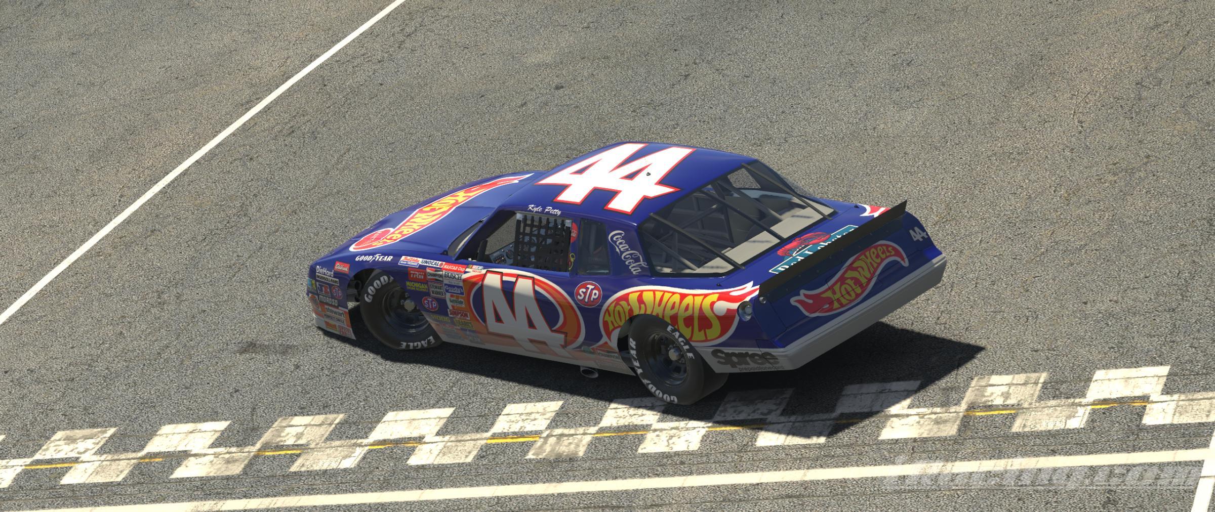Preview of Kyle Petty 1998 Hot Wheels Grand Prix by Evan Pienta