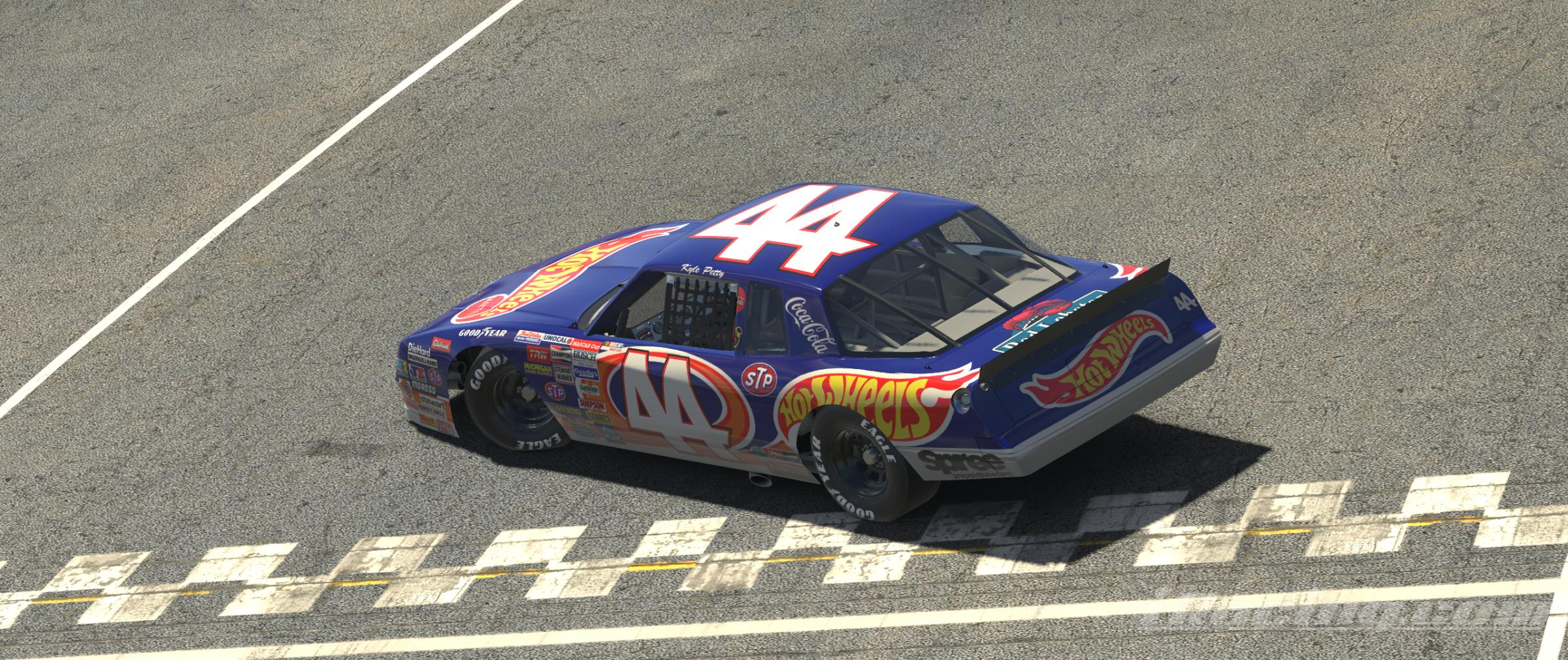 Preview of Kyle Petty 1998 Hot Wheels Grand Prix (No Number) by Evan Pienta