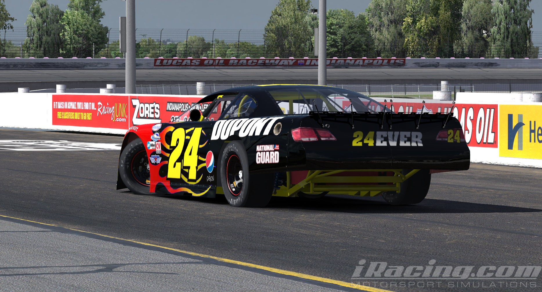 Dupont Chevy SS by Sean Disbro2 - Trading Paints